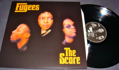 Vinyles De L 233 Gendes Fugees The Score Backtooriginal