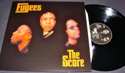 Vinyles De L 233 Gendes Fugees The Score Backtooriginal